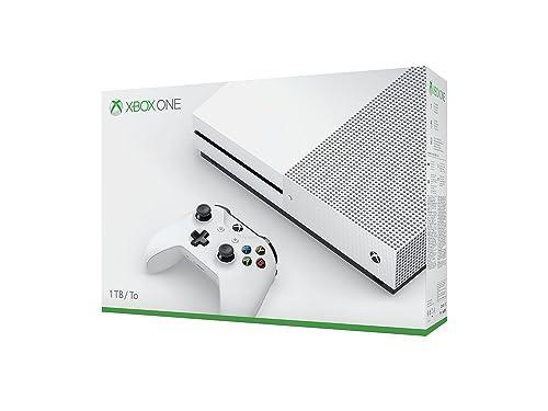 Microsoft Xbox One S  : une Xbox qui se défend très bien