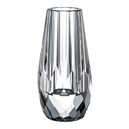 donoucls mini crystal flower bud vase decorative centerpiece christmas decorations for home or dinner table 24quot - Christmas Vase Decorations