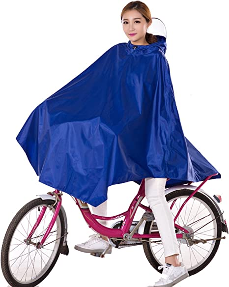 nbody bicicleta lluvia Poncho, Chubasquero transpirable con ...