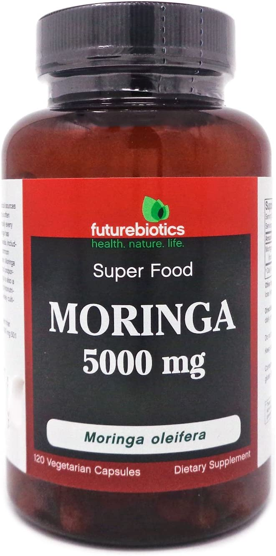 Futurebiotics Moringa 5000 mg 120 Veg Cap