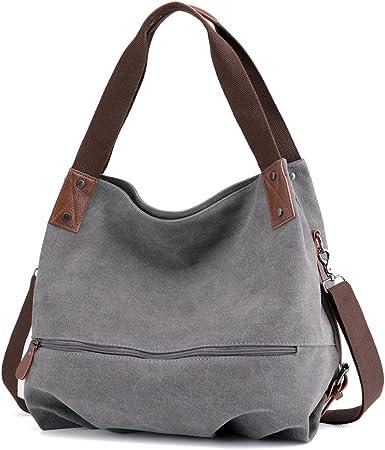 Handtasche für Damen in grau