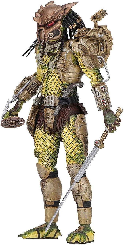 """Enforcer Predator Neca Predator 2019 7/"""" Figure No Box//No Accessoires"""