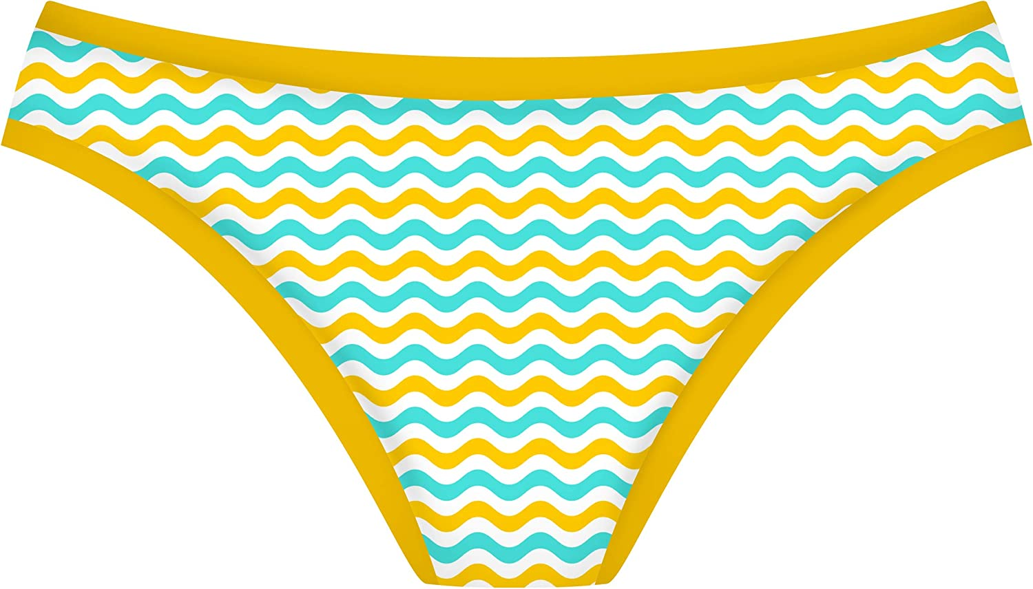 Sassypants Cute Funny Panties for Women Small to 3X-Large Novelty Fashion Underwear