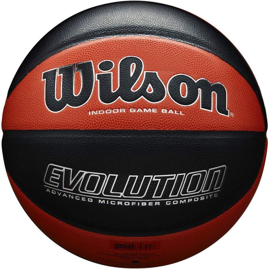 Wilson - Balón de baloncesto de la evolución de Inglaterra, color ...