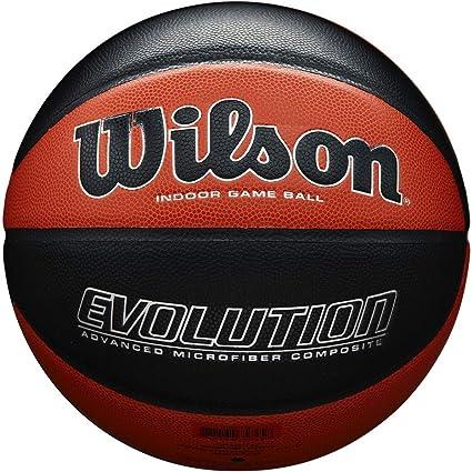 WILSON BE Evolution Balón de Baloncesto tamaño 6: Amazon.es ...