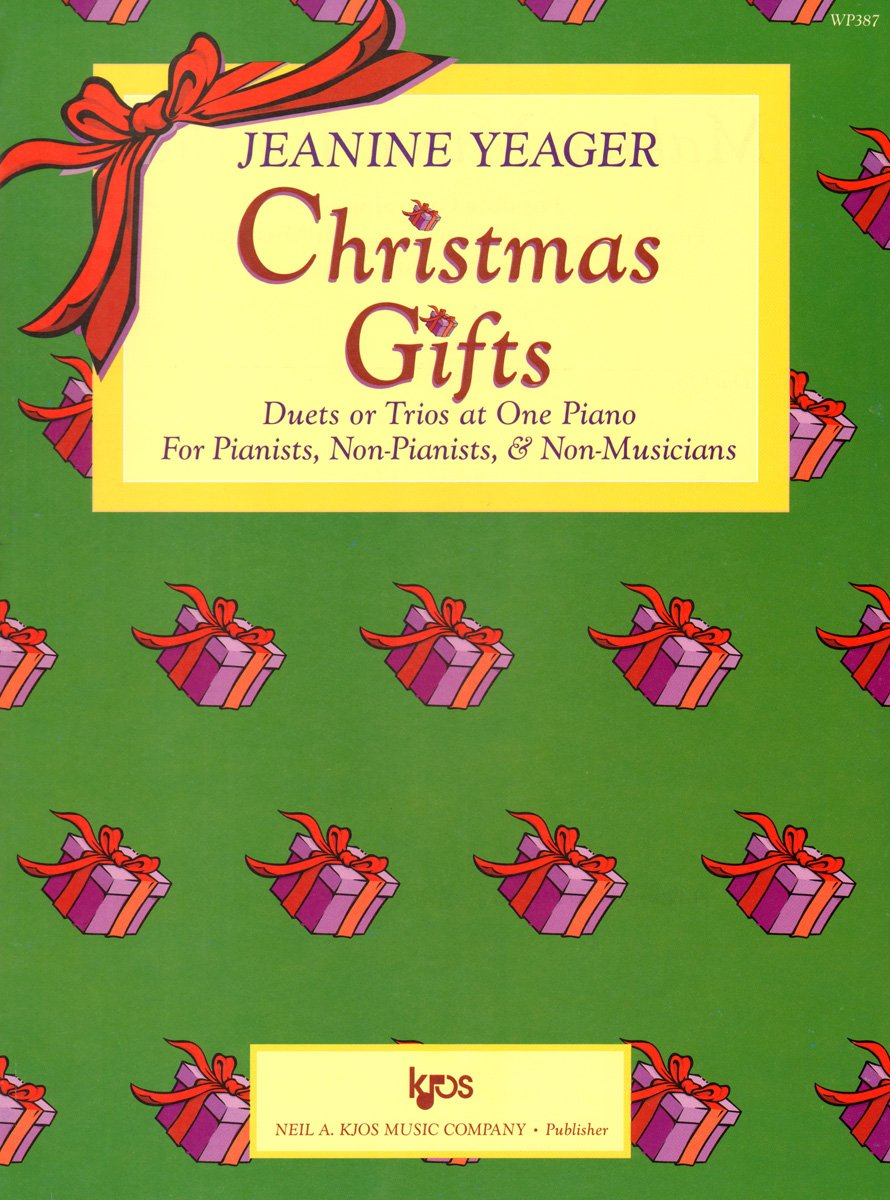 Christmas Gifts - Duets or Trios at One Piano For Pianists, Non-Pianists, & Non-Musicians pdf