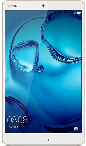 Huawei 8.4型 タブレットパソコン MediaPad M3 LTE 4G-64G/ゴールド ※LTEモデル ※AKG H300 リファレンスクラス イヤホン付属【日本正規代理店品】