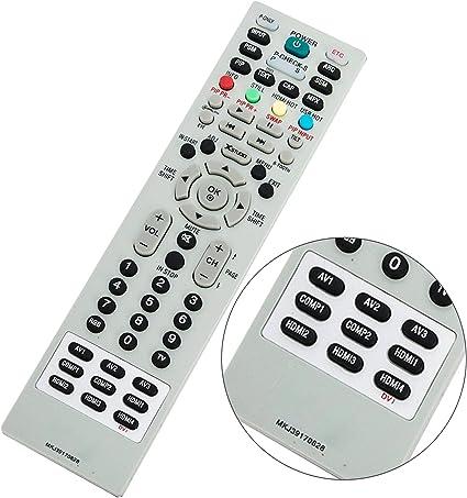 Mando a distancia de repuesto MKJ39170828 para LG LCD LED TV DU27FB32C DU-27FB32C: Amazon.es: Electrónica