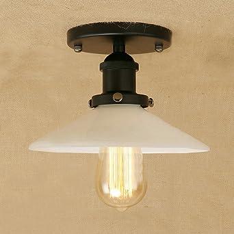 Baycheer Retro Vintage Deckenlampe Deckenleuchten Wohnzimmerlampen
