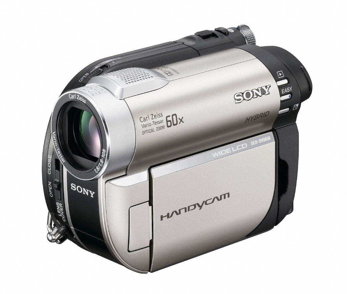 Инструкция к видеокамере sony dcr dvd610