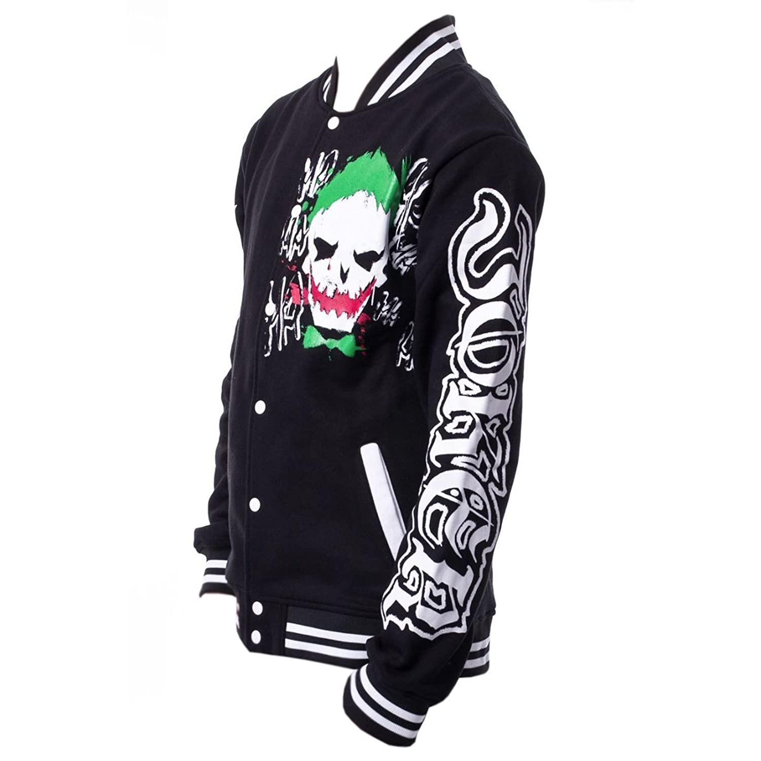 Amazon.com: DC Comics Unisex 10 – 18 Joker, color negro y ...