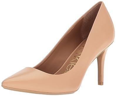 fa808c1c01c079 Calvin Klein Frauen Spitzenschuhe Klassische Pumps Pink Groesse 8 US  39 EU