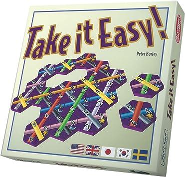 Jeux de société Take It Easy