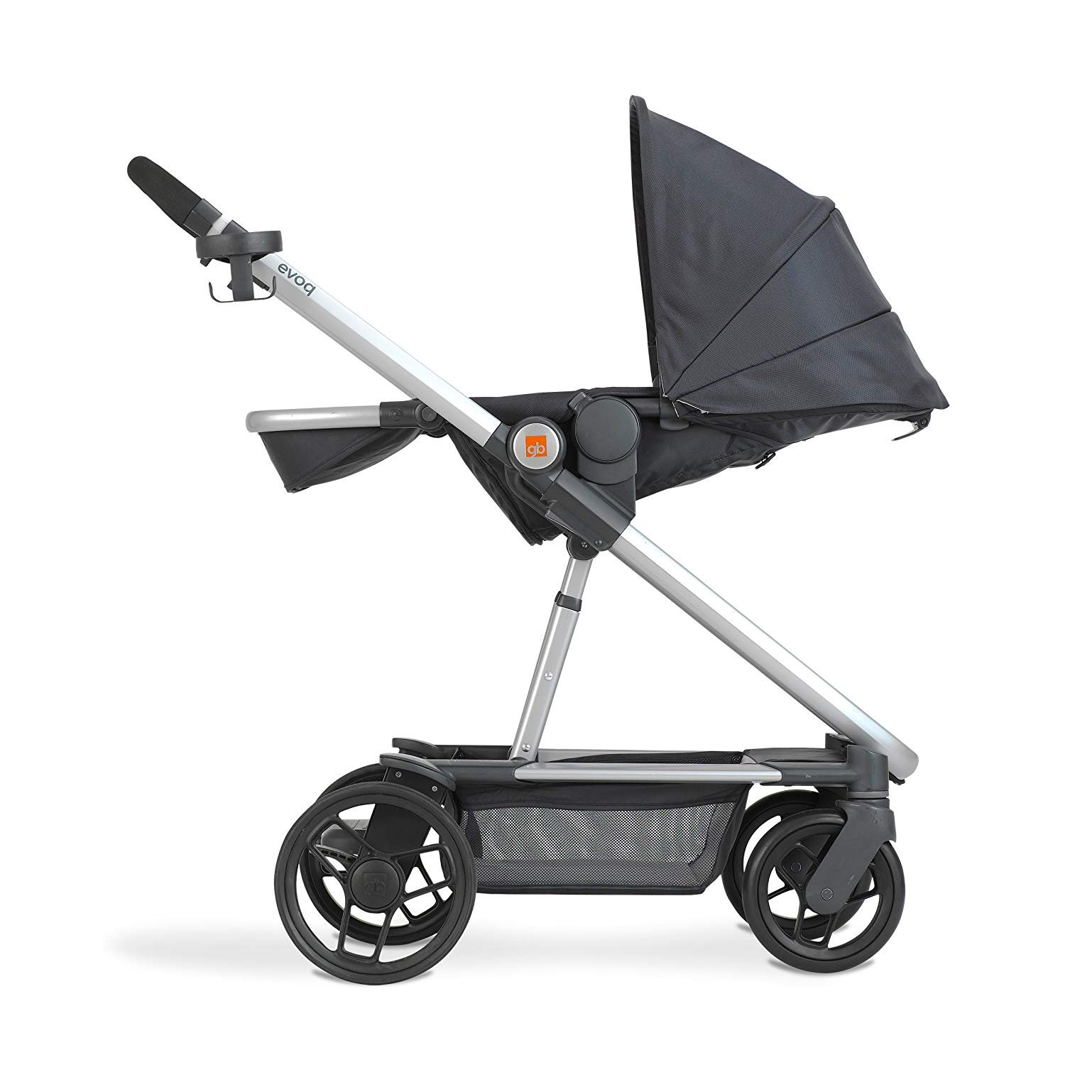 gb Evoq 4-in-1 Travel System, Charcoal by gb (Image #3)
