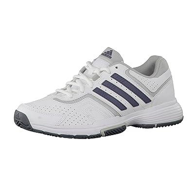 De Tennis Pour 46 Adidas Court Fr Chaussures Femme Barricade Blanc roxeCBdW