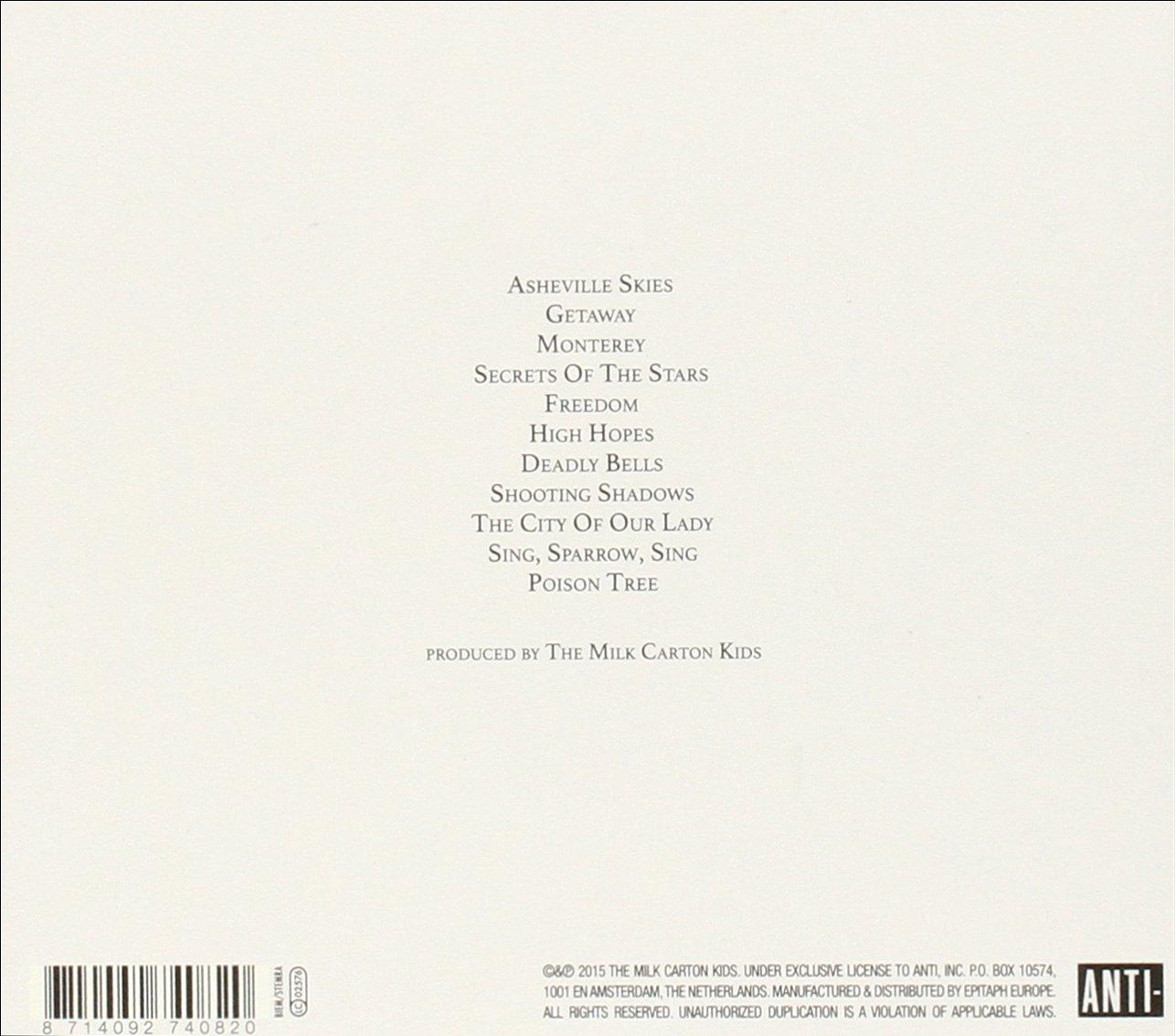 Monterey - the Milk Carton Kids: Amazon.de: Musik
