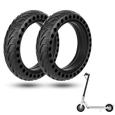 One Piece OTBBA Solid Tire Replacement for Electric Scooter Xiaomi Mi m365 // gotrax gxl V2 Tires /& Accessories 8.5 inches Scooter Wheels Replacement Explosion-Proof Solid Tire