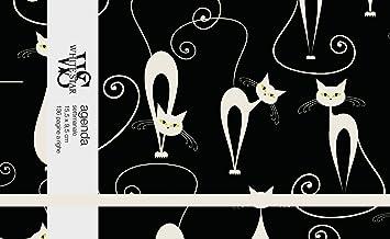 EDIZIONI White Star Gatos 1 agenda semanal: Amazon.es: Oficina y papelería