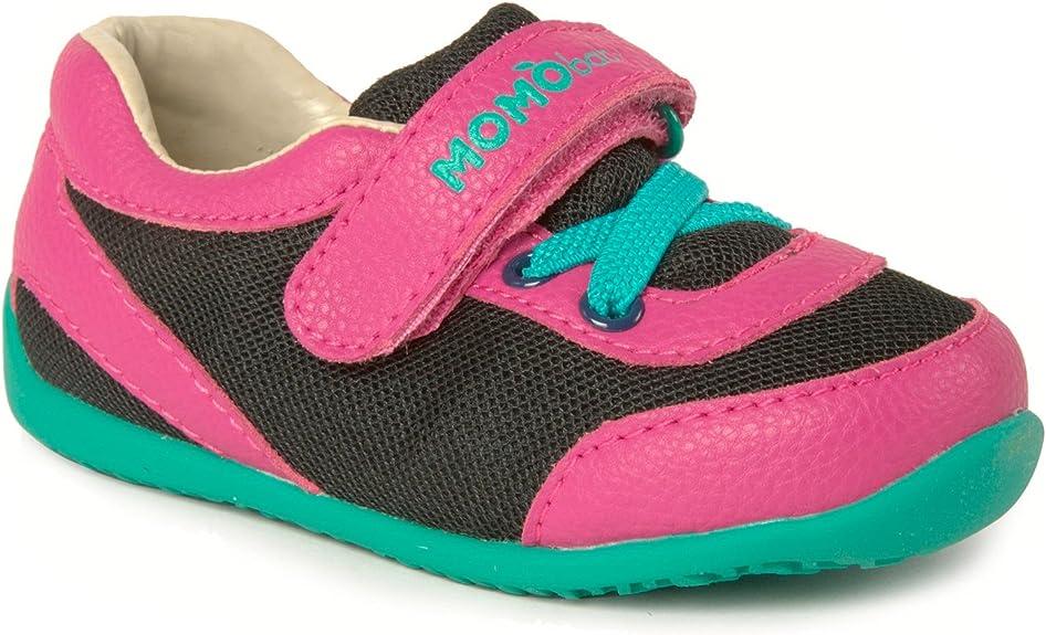Momo Baby Girls First Walker Toddler Leah Sneaker Shoes