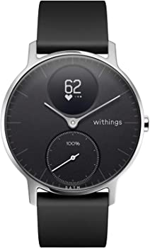 Withings Steel HR Activity Tracker with Heart Rate Monitor