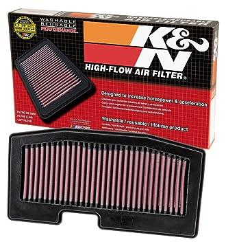 K/&N TB-6713 Moto Filtre /à Air de Remplacement