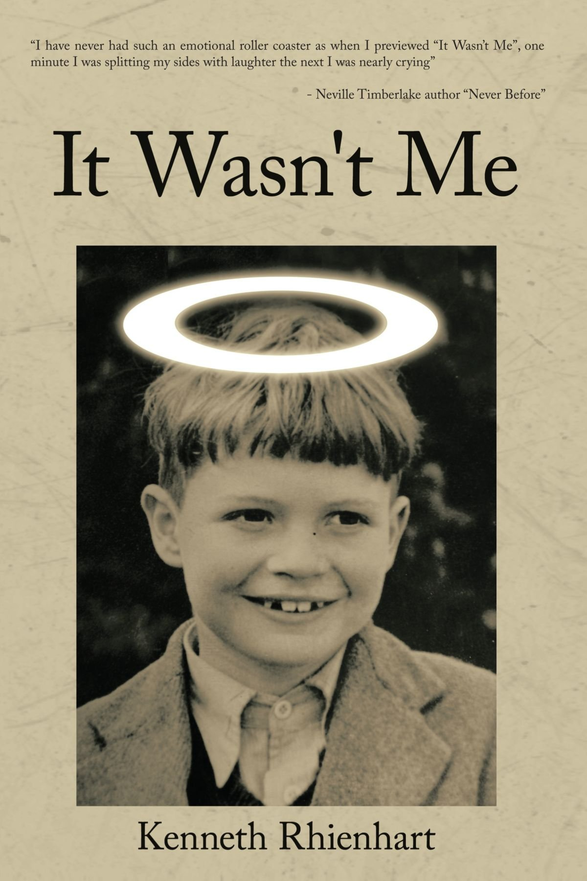 It Wasn't Me ebook