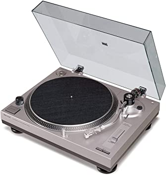 Sherwood PM-9805 - Tocadiscos, plata