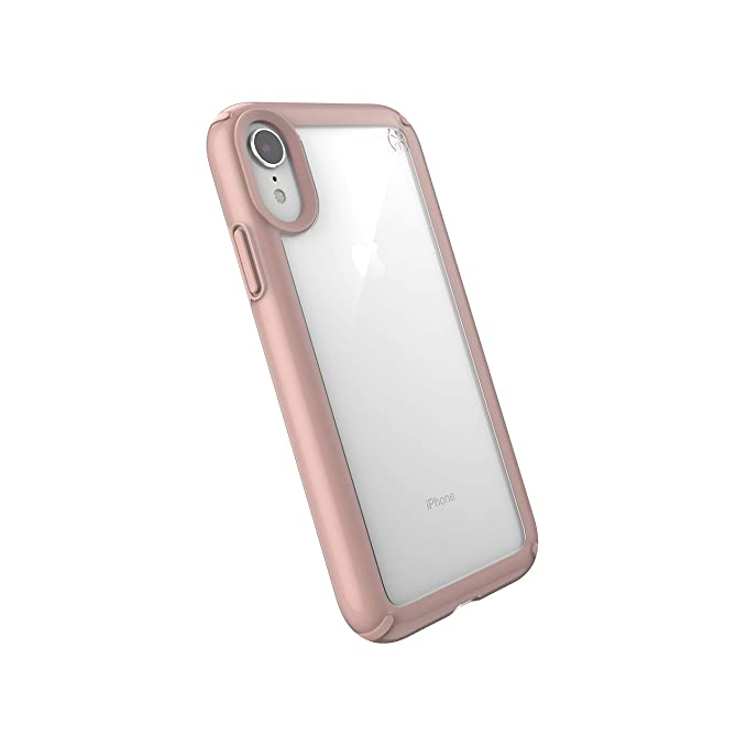 iphone xr speck case clear