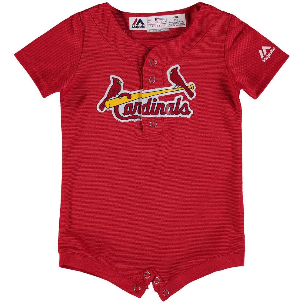 新品本物 Louis Cardinals B071CF29Q2 Red代替クールベースロンパースJersey B071CF29Q2 24 24 Cardinals Months, アイオープラザ:fd81762c --- arianechie.dominiotemporario.com