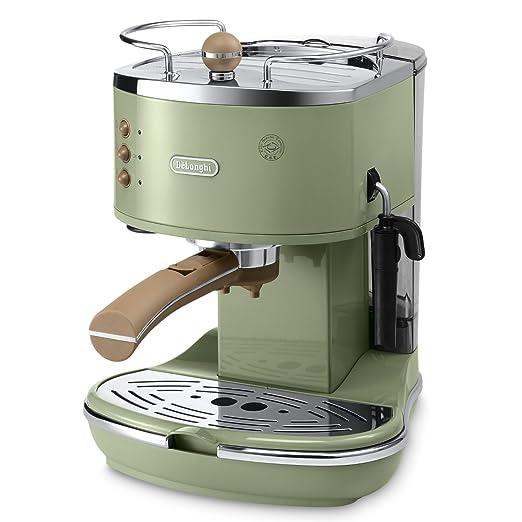 178 opinioni per De'Longhi macchina per caffè espresso manuale ECOV311.GR Icona Vintage