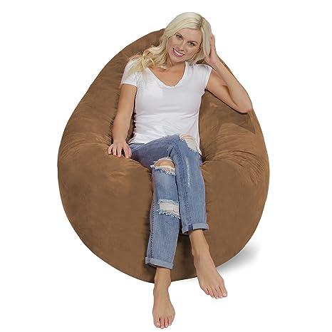 Amazon.com: Chill Bag – Bolsas de puf, almohada, grande ...
