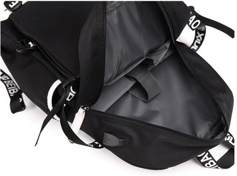 YOYOSHome Anime Love Live! Cosplay Bookbag College Bag Daypack Laptop Bag Backpack School Bag (1) by YOYOSHome (Image #5)