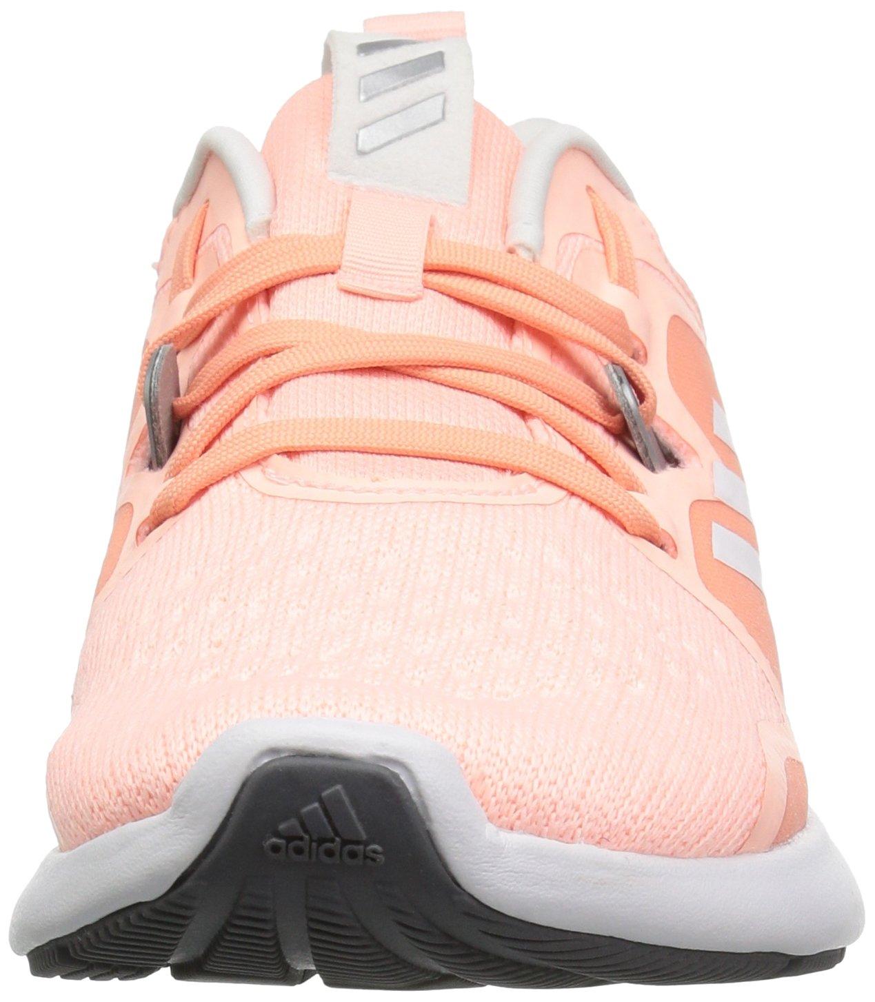 adidas Originals Women's Edgebounce Running Shoe B077XJBC6M 6.5 M US Clear Orange/White/Copper Metallic
