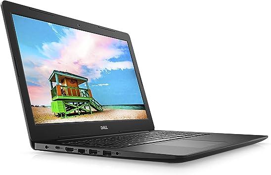 Dell Inspiron 3593 Negro Portátil 39,6 cm (15.6