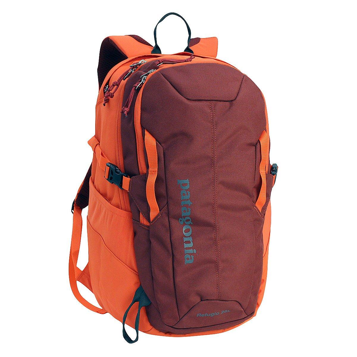 [パタゴニア] patagonia バックパック Refugio Pack 28L B00M41B37WCDRR-CinderRed