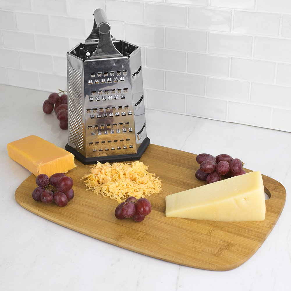 HOME BASICS Cheese Grater