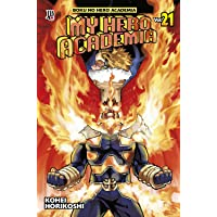 My Hero Academia Vol. 21