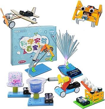 KIDDYCOLOR - Juego de experimentos científicos para niños (10 Piezas): Amazon.es: Juguetes y juegos