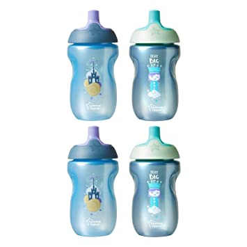 Tommee Tippee Sportee Bottle Colors will vary 10 Ounce 2 Count,
