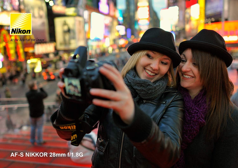 Nikon Af S Nikkor 28mm 1 1 8g Objektiv Inkl Hb 64 Und Kamera