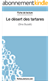 Le désert des tartares: Analyse complète de l'oeuvre