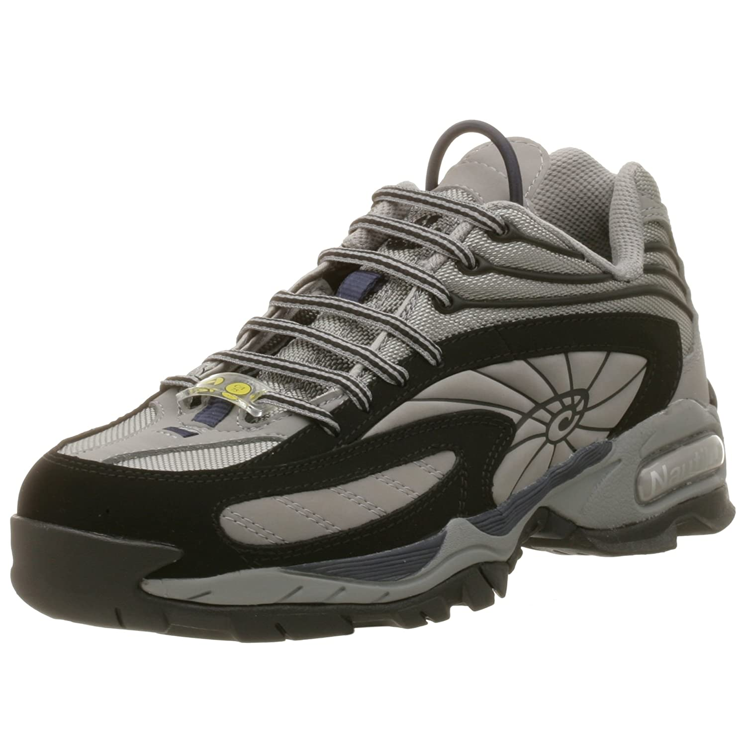 Nautilus 1320 ESD no ExposedメタルSafety Toe Athletic Shoe グレー 12 D(M) US 12 D(M) USグレー B000IX2VFG