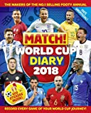 Match! World Cup 2018 Diary