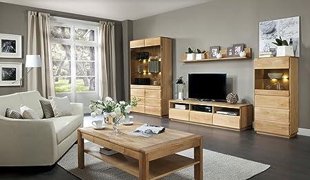 Wohnzimmer Komplett Set A Fazenda 5 Teilig Teilmassiv Farbe