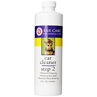 Miracle Care R-7 Ear Cleaner, 16-Ounce