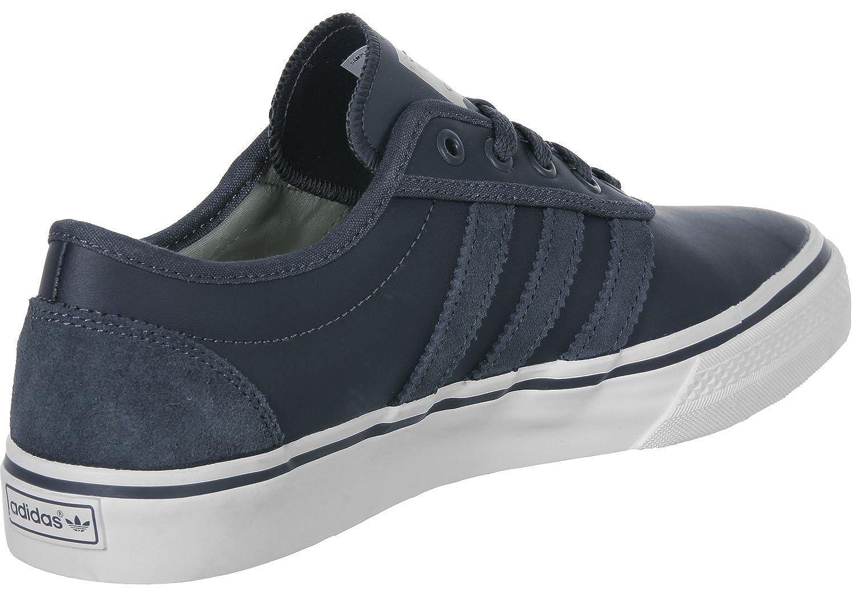 the latest 5c1be 41aec adidas Adi-Ease Premiere ADV Core BlackScarletWhite Amazon.co.uk Shoes   Bags