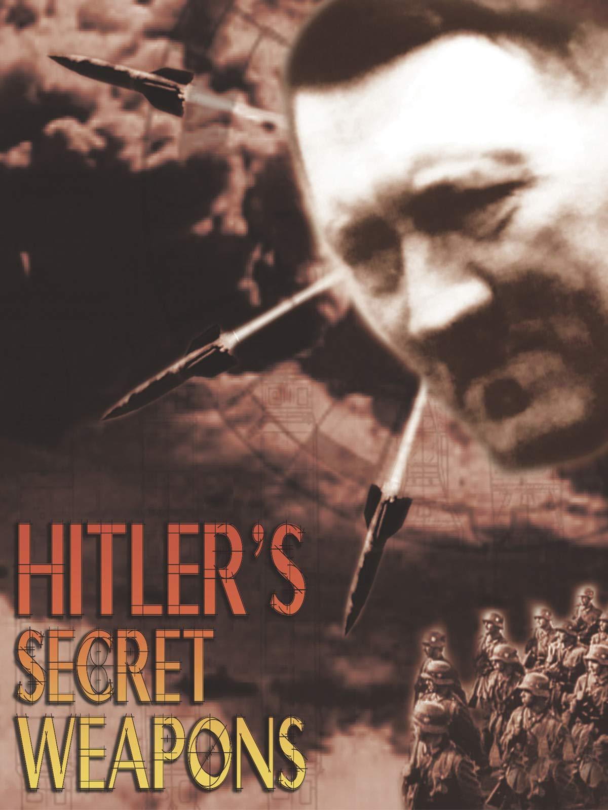 Hitler's Secret Weapons on Amazon Prime Video UK