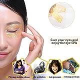 GARYOB Gold Eye Mask 24k Collagen Pads for Dark