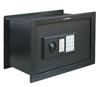 Arregui W25EB Caja fuerte de empotrar electrónica con pomo. 380x280x250mm Gris Oscuro, 380 x 280 x 250 mm: Amazon.es: Bricolaje y herramientas