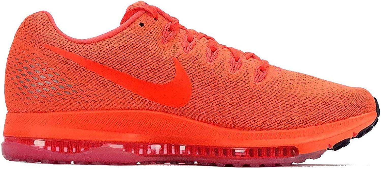 Nike 878670-001, Chaussures De Trail Homme Orange
